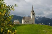 obec Schmitten v Graubündenu I