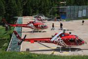 heliport Air Zermatt II