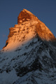 Matterhorn v ranním světle I