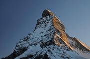 Matterhorn navečer II
