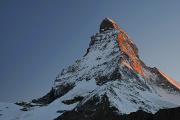 Matterhorn navečer III