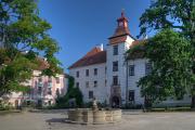 státní zámek Třeboň II