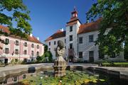státní zámek Třeboň III