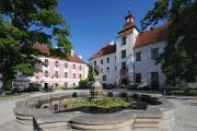 státní zámek Třeboň IV