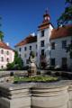 státní zámek Třeboň V