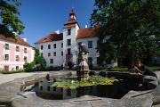 státní zámek Třeboň VI