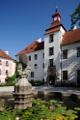 státní zámek Třeboň VII