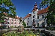 státní zámek Třeboň VIII