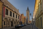 ulice u Černé věže