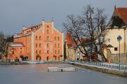 hotel Budweis a dominikánský klášter