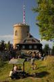 horská chata na Kleti II