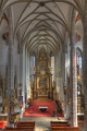 kostel sv. Víta - hlavní loď