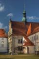 klášter minoritského řádu