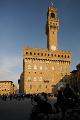 Piazza della Signoria a Palazzo Vecchio