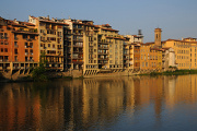 embankment Arno river