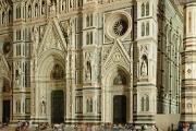 hlavní vchod katedrály Santa Maria del Fiore