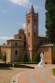 klášter Monte Oliveto Maggiore