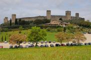 opevnění Monteriggioni