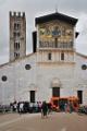 Lucca - basilika di San Frediano