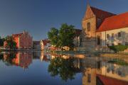 Dominikanerklosters und Hotel Budweis