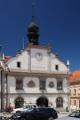 barokní budova radnice