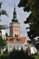 Mikulov-věž kostela sv.Václava