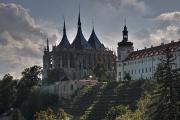 Kutná Hora-chrám sv.Panny Barbory I