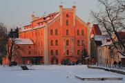hotel Budweis a Rabenštejnská věž