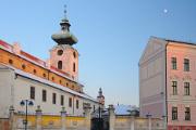 Weiss und Schwarz Turm