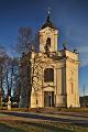 barokní kostel Panny Marie Bolestné I