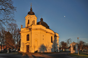 barokní kostel Panny Marie Bolestné IV