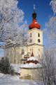 kostel Nanebevzetí Panny Marie na Dobré Vodě