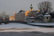 Gymnasium Česká Strasse und Salzpforte