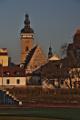 Schwarz Turm und Salzhaus