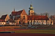 Dominikanerkloster mit Weiss Turm