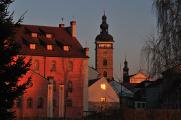 Hotel Budweis und Schwarz Turm