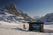 Dreischuster Sp. a hřeben Karnských Alp