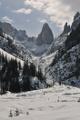 údolí Bacherntal