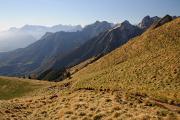Bellunské Dolomity z Monte Serva I