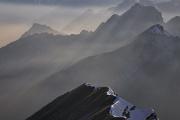 Bellunské Dolomity z Monte Serva II