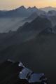 Bellunské Dolomity z Monte Serva III
