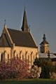 Senovážné náměstí - kostel sv. Rodiny II