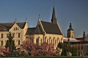 Senovážné náměstí - kostel sv. Rodiny III