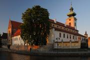 dominikánský klášter s Bílou a Černou věží I