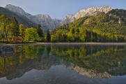 jezero Vorderer Langbathsee I