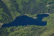jezero Hinterer Langbathsee II