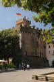 Haut-de-Cagnes - Chateau Grimaldi