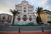 Monaco - katedrála