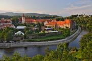 Minoritský klášter a Pivovarská zahrada