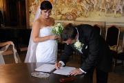 svatební obřad V
